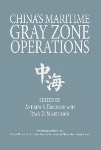 Cover China's Maritime Gray Zone Operations