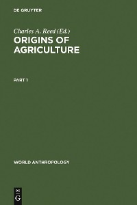Cover Origins of Agriculture