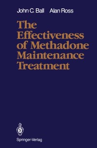 Cover Effectiveness of Methadone Maintenance Treatment