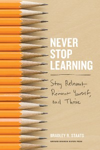 Cover Never Stop Learning