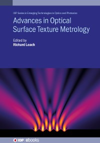 Cover Advances in Optical Surface Texture Metrology