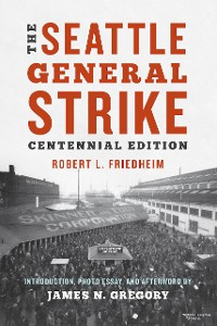 Cover The Seattle General Strike