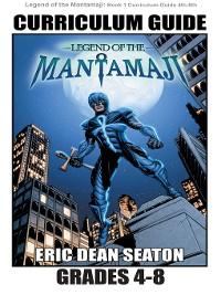 Cover Legend of the Mantamaji