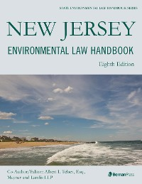 Cover New Jersey Environmental Law Handbook