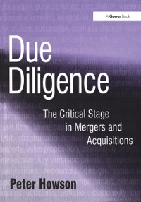Cover Due Diligence