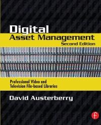 Cover Digital Asset Management