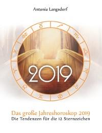 Cover Das große Jahreshoroskop 2019