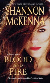 Cover Blood and Fire