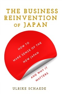 Cover The Business Reinvention of Japan