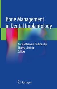 Cover Bone Management in Dental Implantology