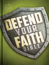 Cover CSB Defend Your Faith Bible