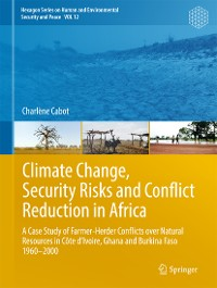 Cover Climate Change, Security Risks and Conflict Reduction in Africa