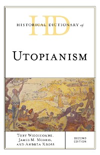 Cover Historical Dictionary of Utopianism