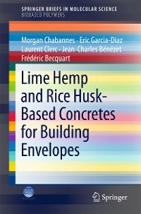Cover Lime Hemp and Rice Husk-Based Concretes for Building Envelopes