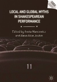 Cover Local and Global Myths in Shakespearean Performance