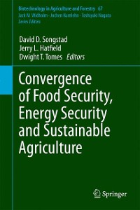 Cover Convergence of Food Security, Energy Security and Sustainable Agriculture