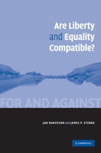 Cover Are Liberty and Equality Compatible?