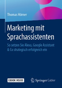 Cover Marketing mit Sprachassistenten