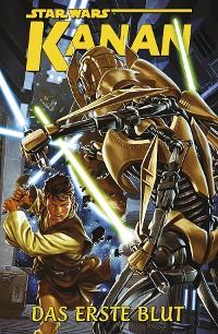 Cover Star Wars Kanan - Das erste Blut