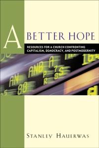 Cover Better Hope