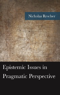 Cover Epistemic Issues in Pragmatic Perspective