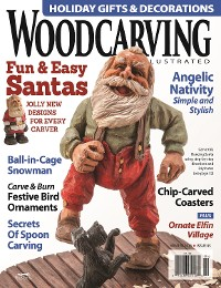 Cover Woodcarving Illustrated Issue 85 Winter 2018