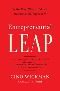 Cover Entrepreneurial Leap