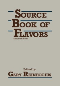 Cover Source book of flavors