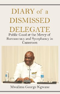 Cover Diary of a Dismissed Delegate