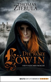 Cover Die rote Löwin