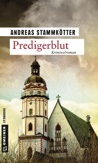 Cover Predigerblut