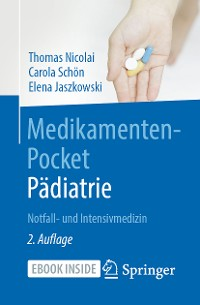 Cover Medikamenten-Pocket Pädiatrie - Notfall- und Intensivmedizin
