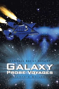 Cover Galaxy Probe Voyages