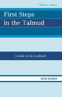 Cover First Steps in the Talmud