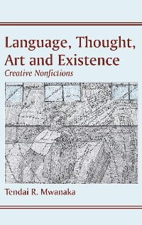 Cover Language, Thought, Art and Existence