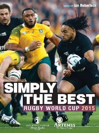 Cover Simply The Best - Rugby World Cup 2015