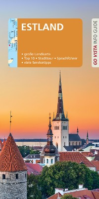 Cover GO VISTA: Reiseführer Estland