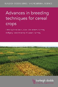 Cover Advances in breeding techniques for cereal crops