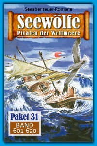 Cover Seewölfe Paket 31