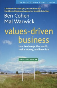 Cover Values-Driven Business