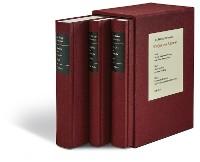 Cover Schriften zur Literatur Gesamtwerk