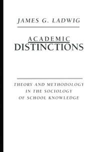 Cover Academic Distinctions