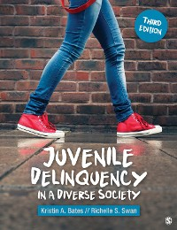 Cover Juvenile Delinquency in a Diverse Society