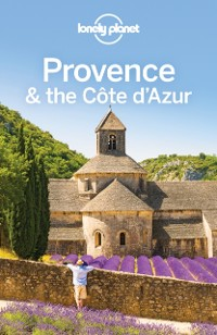Cover Lonely Planet Provence & the Cote d'Azur