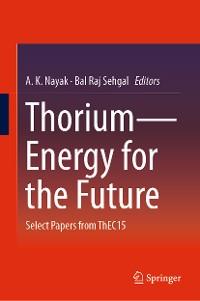 Cover Thorium—Energy for the Future