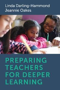 Cover Preparing Teachers for Deeper Learning