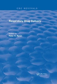 Cover Respiratory Drug Delivery (1989)