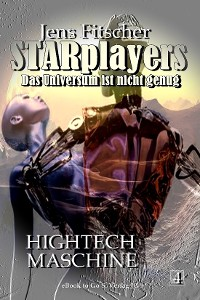Cover Hightech-Maschine (STARplayers 4)
