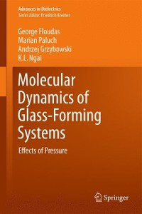 Cover Molecular Dynamics of Glass-Forming Systems