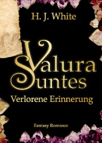 Cover Valura Suntes Verlorene Erinnerung